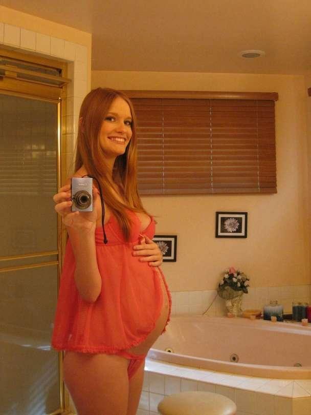 fille enceinte coquine (16)