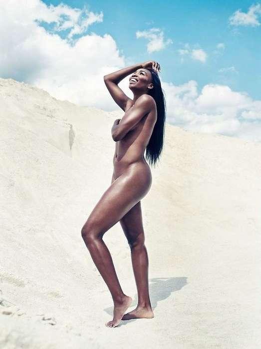 Filles de beauté nues