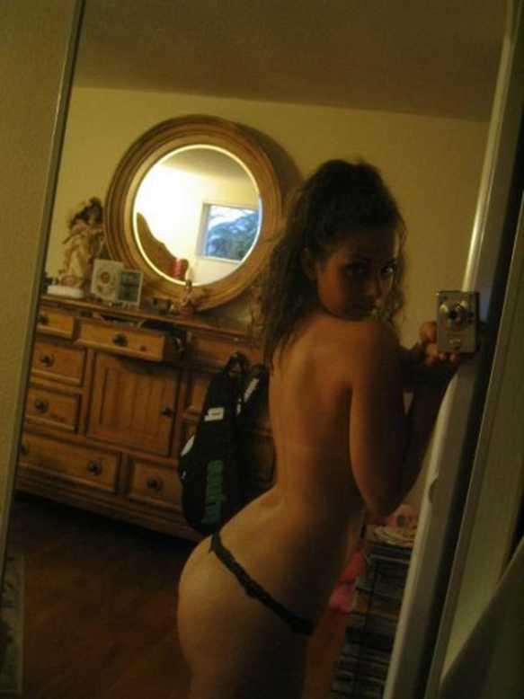 jeune bombasse selfie (10)