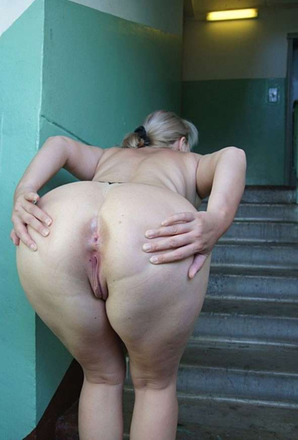 Milf Spread Ass 41