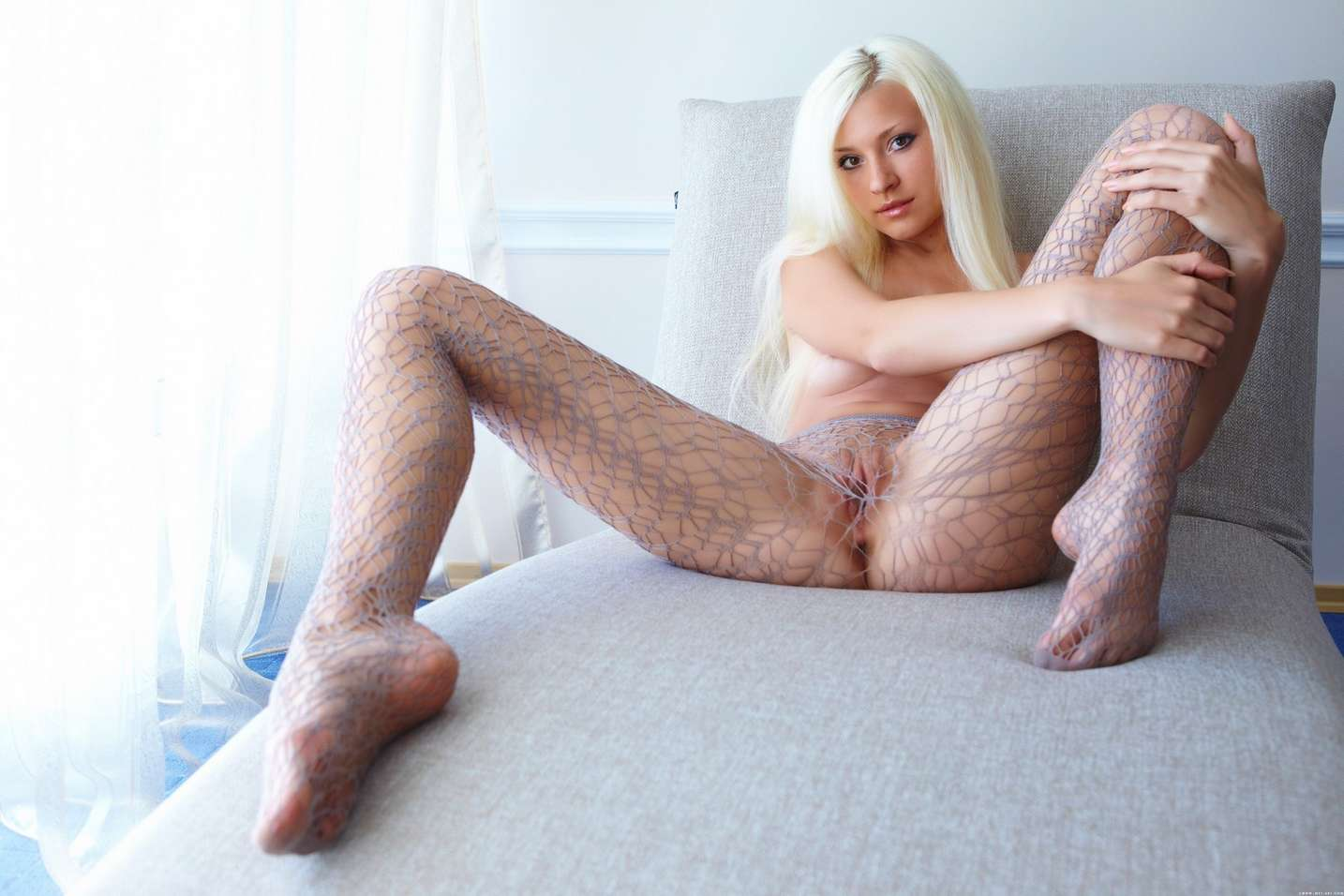 blonde collant (12)