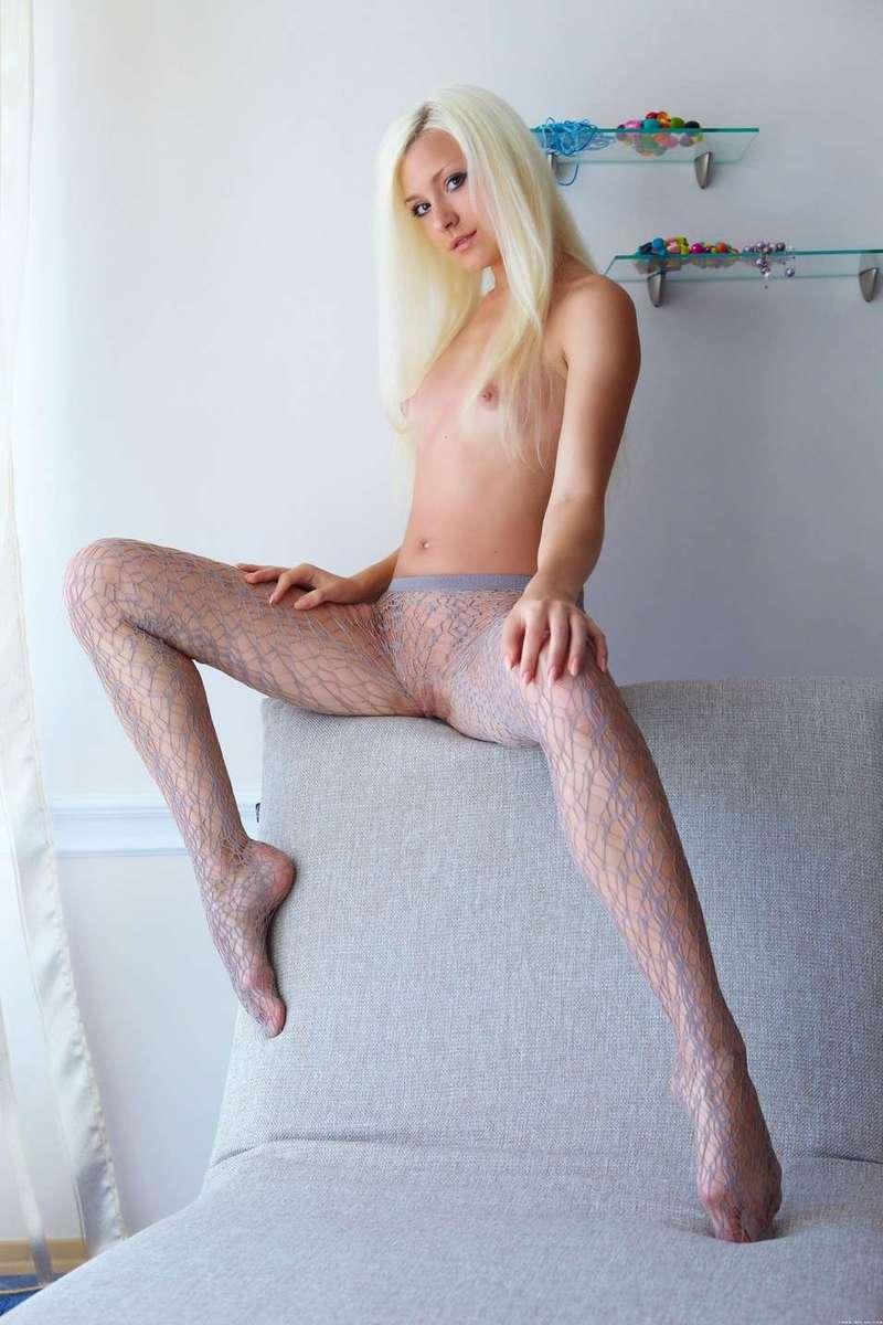 blonde collant (3)