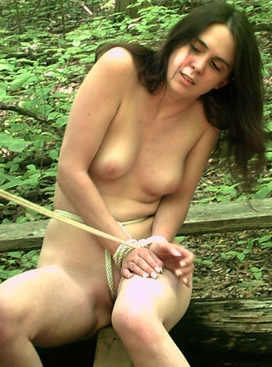 esclave crucifie bois (13)