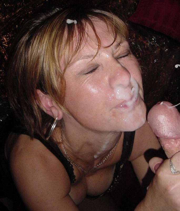 amateur ejaculation faciale fetish photo