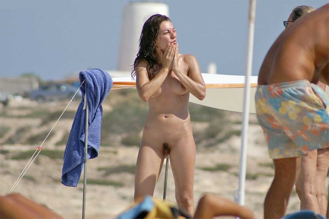 Bitches nudes at the beach