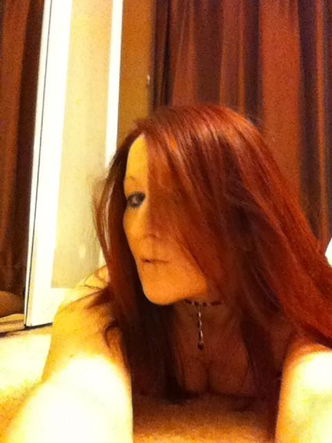 selfies maman rousse (3)