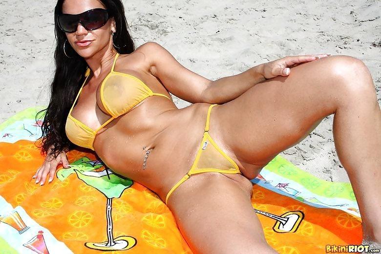 tetons pointent bikini (2)