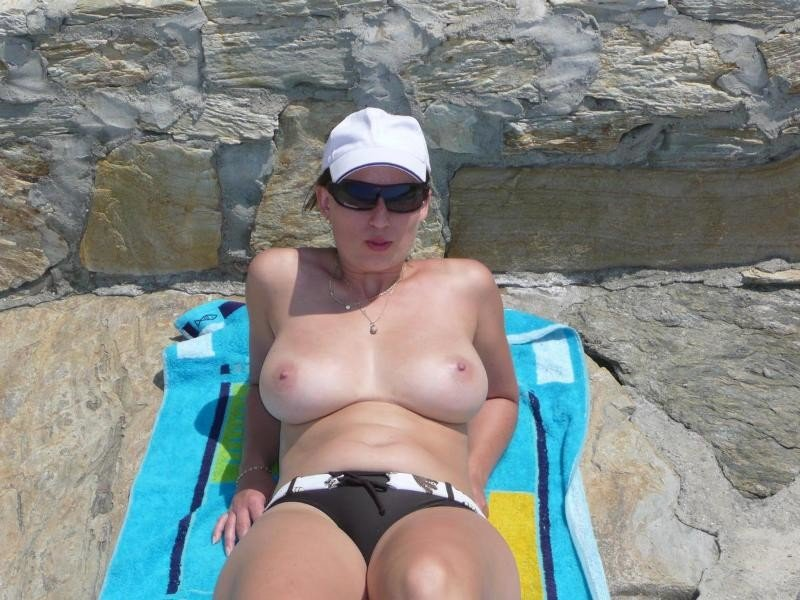 topless gros nichons (9)