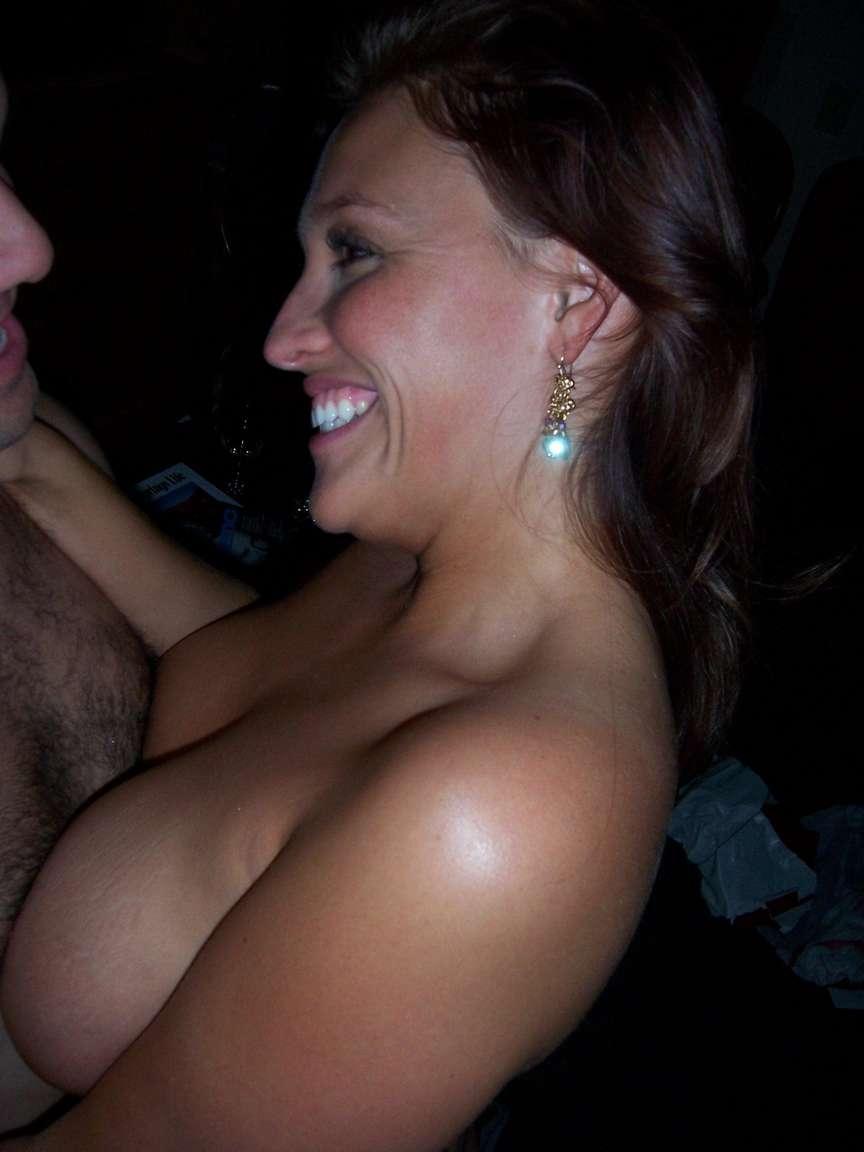Amatrice aux gros seins se fait defoncer le cul en plein air - 3 2