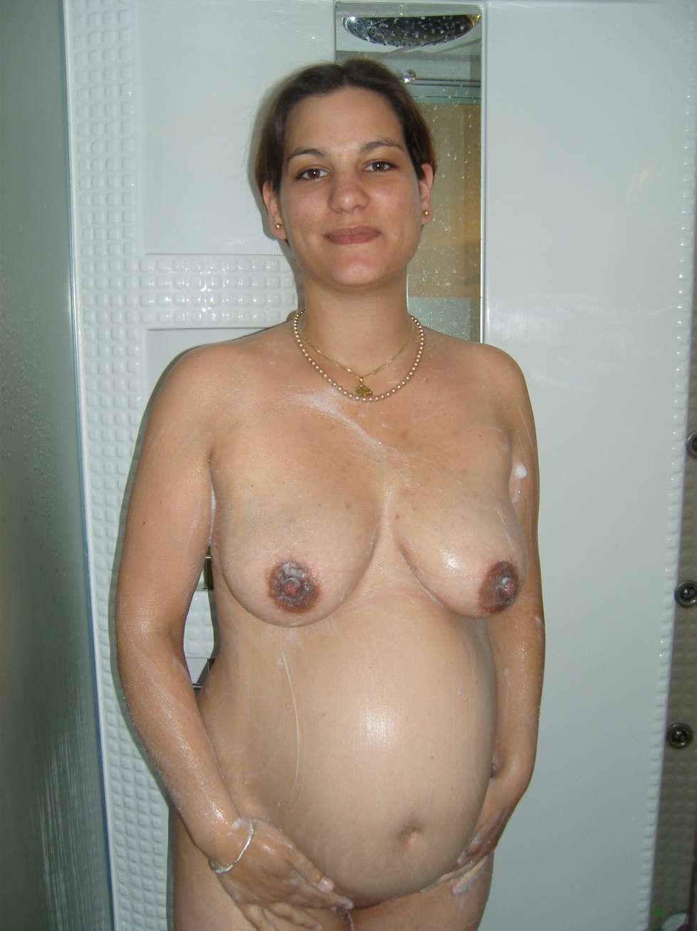 amatrice enceinte baise (24)