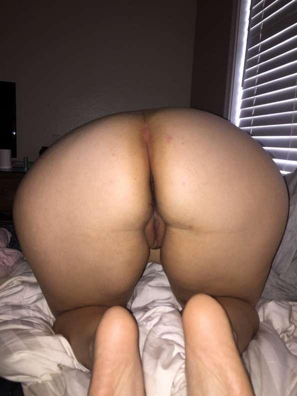 amatrice ronde nue selfie (4)
