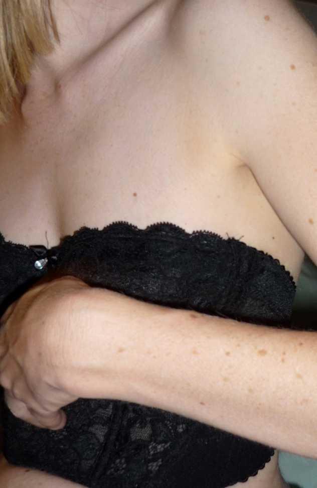 blonde sexy corset noir (104)