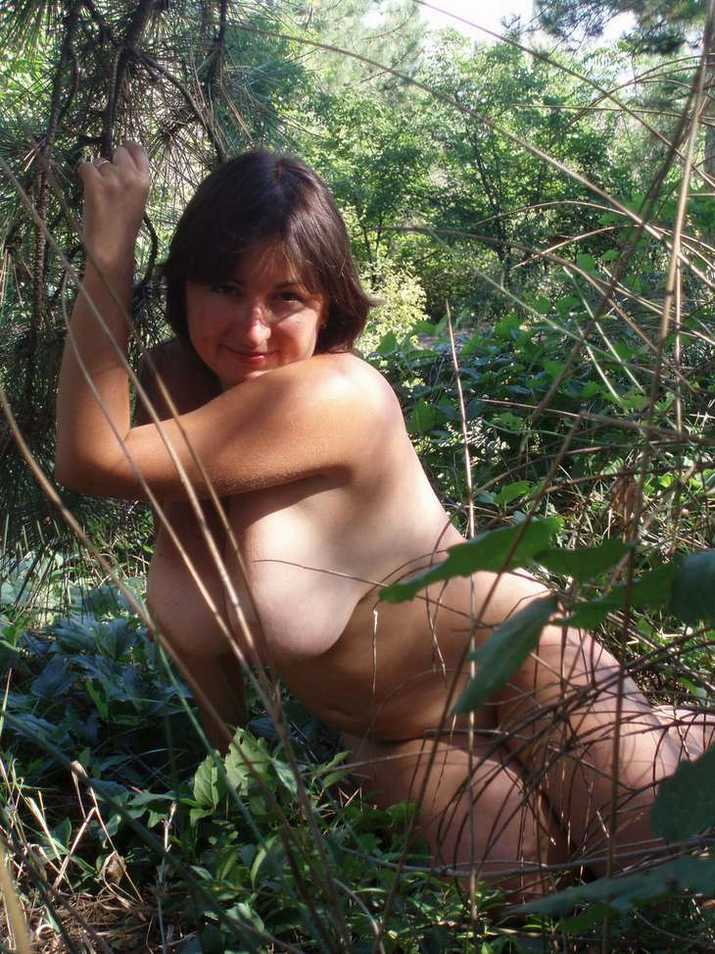 Busty gina g forest fun - 2 part 8