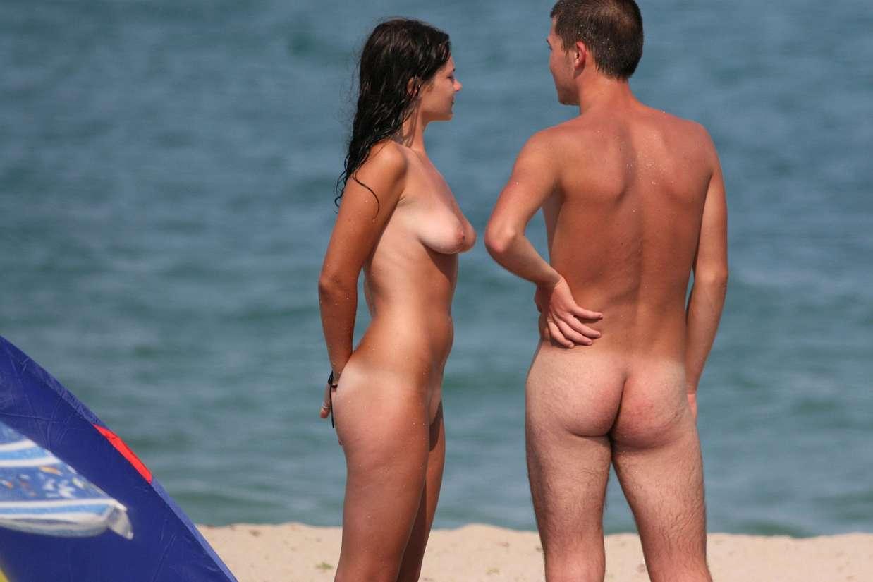 couple naturiste plage (16)