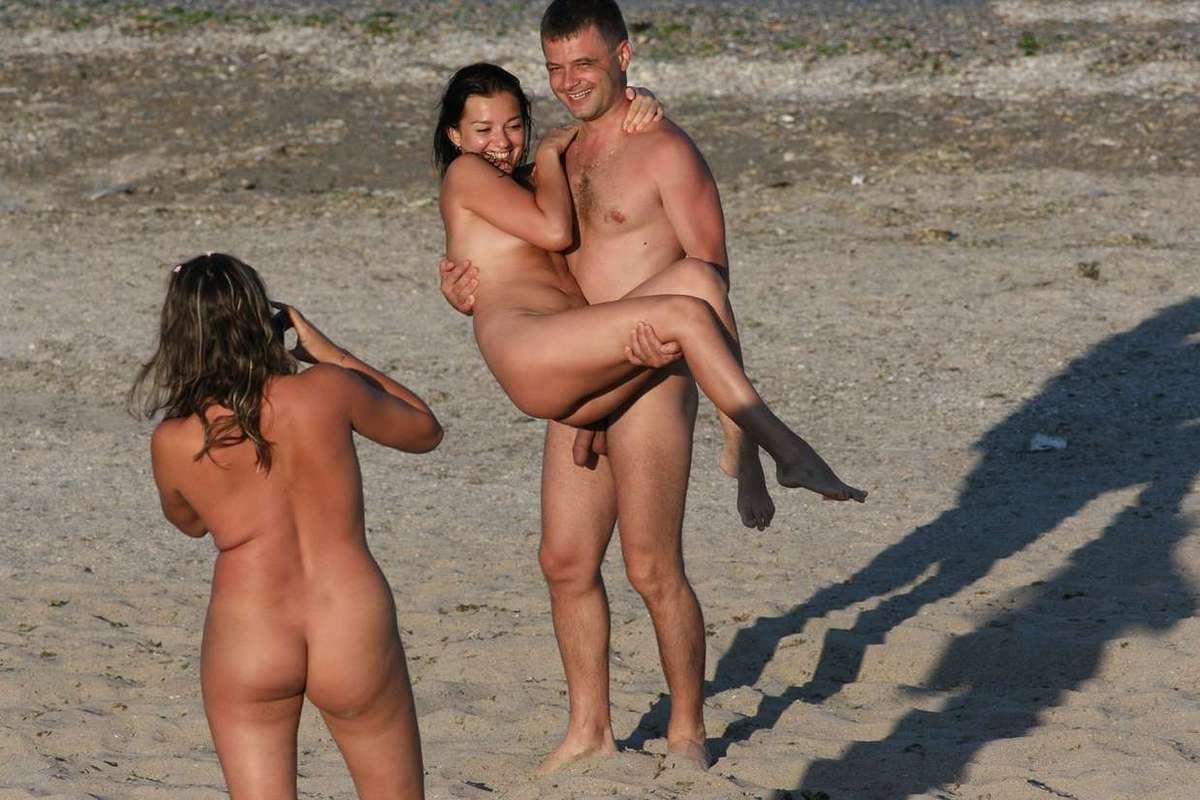 couple naturiste plage (20)