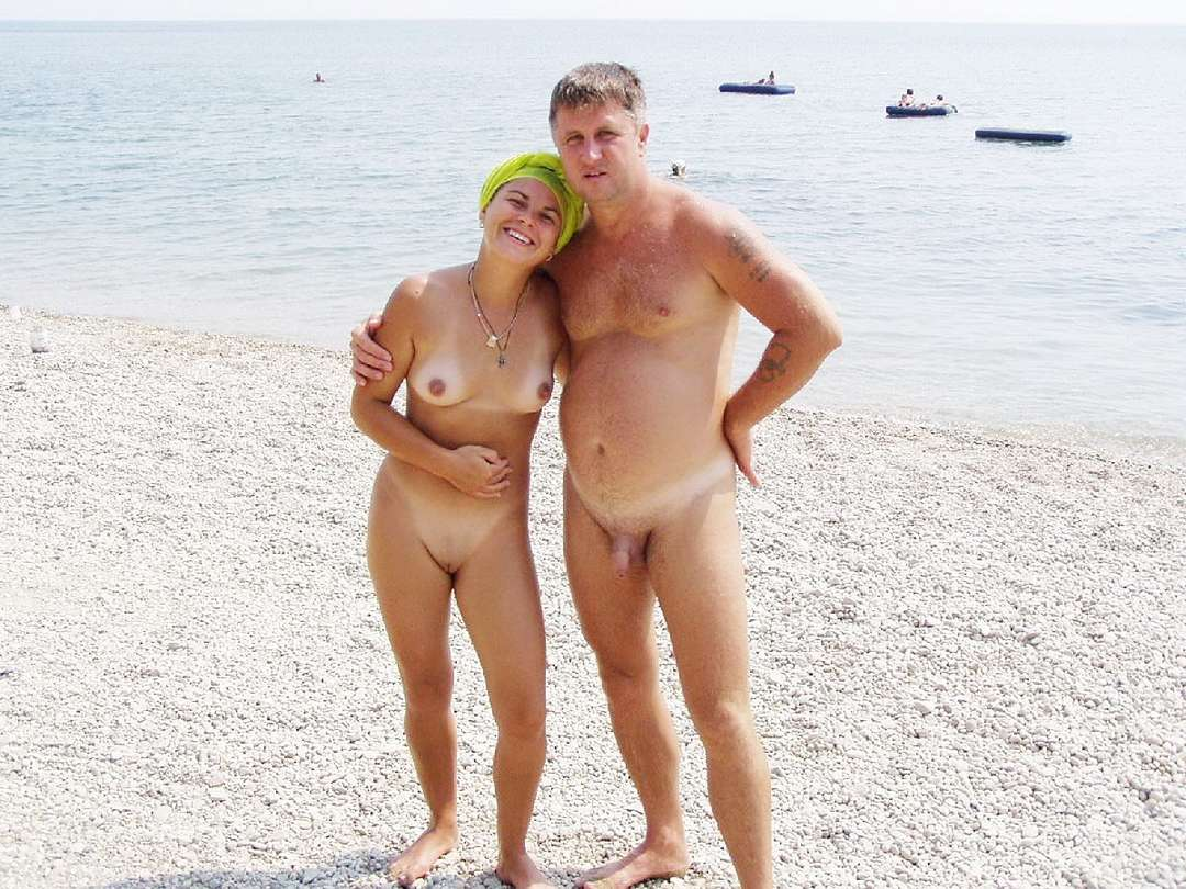 Young nudists Nude beach pictures and video
