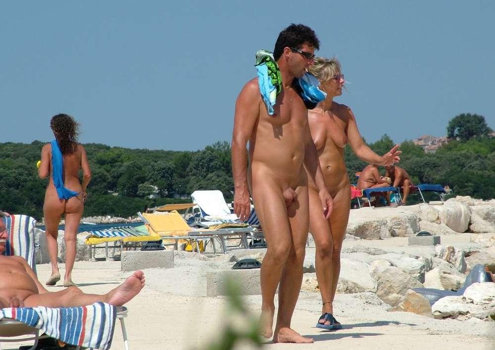 couple naturiste plage (6)