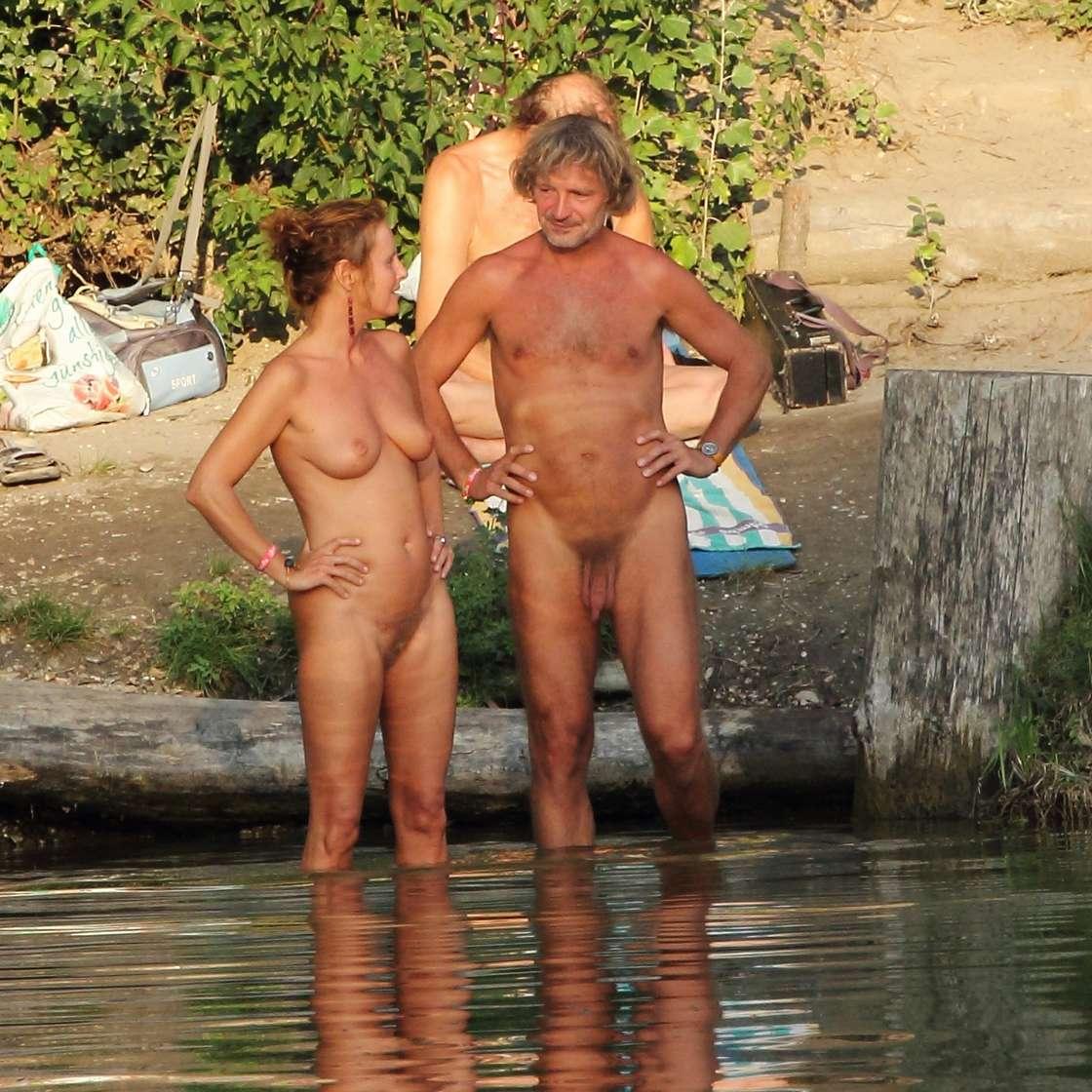 couple naturiste plage (7)