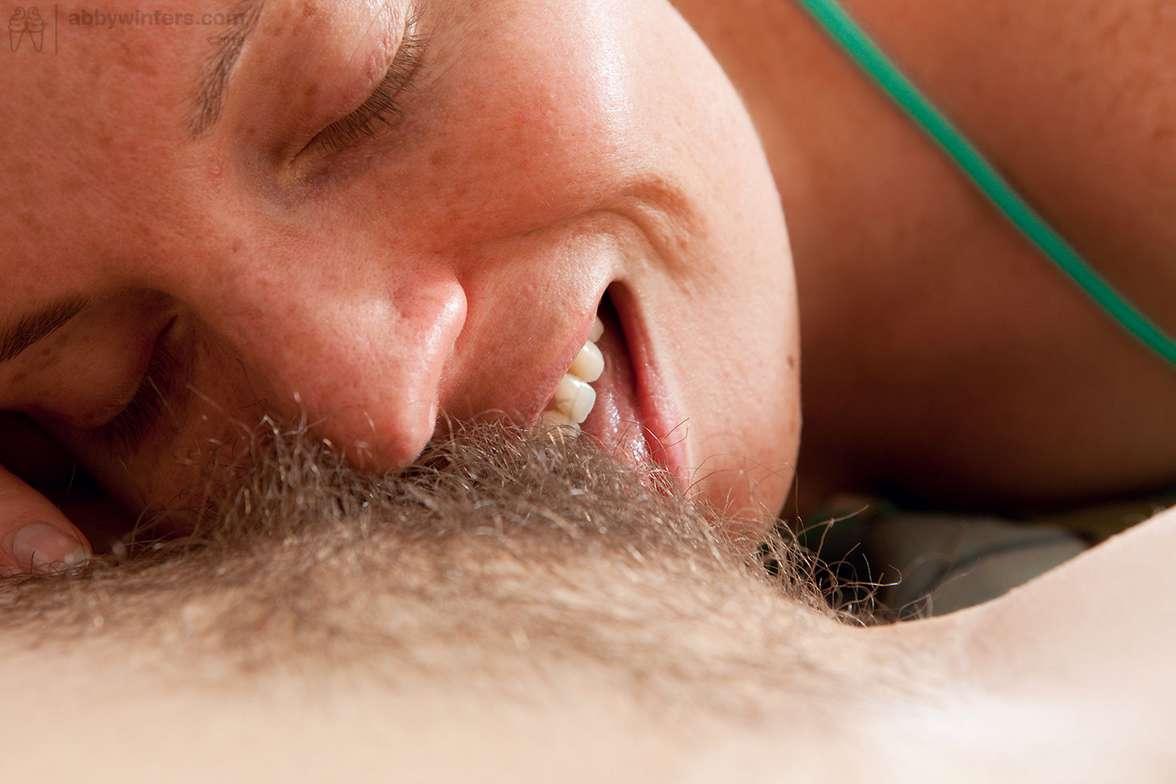 cunni lesbienne poilue (8)