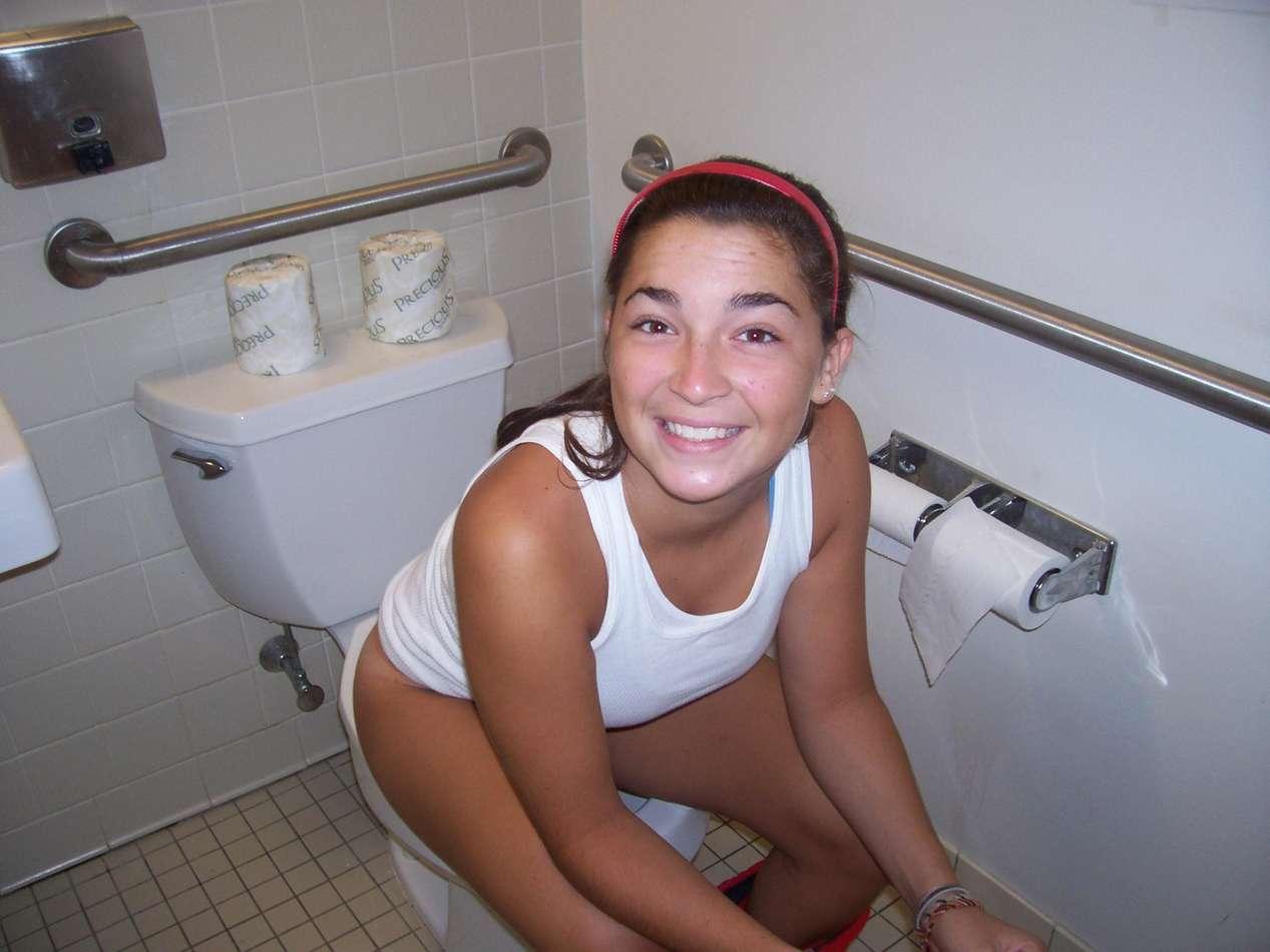 pisseuse brune wc (6)