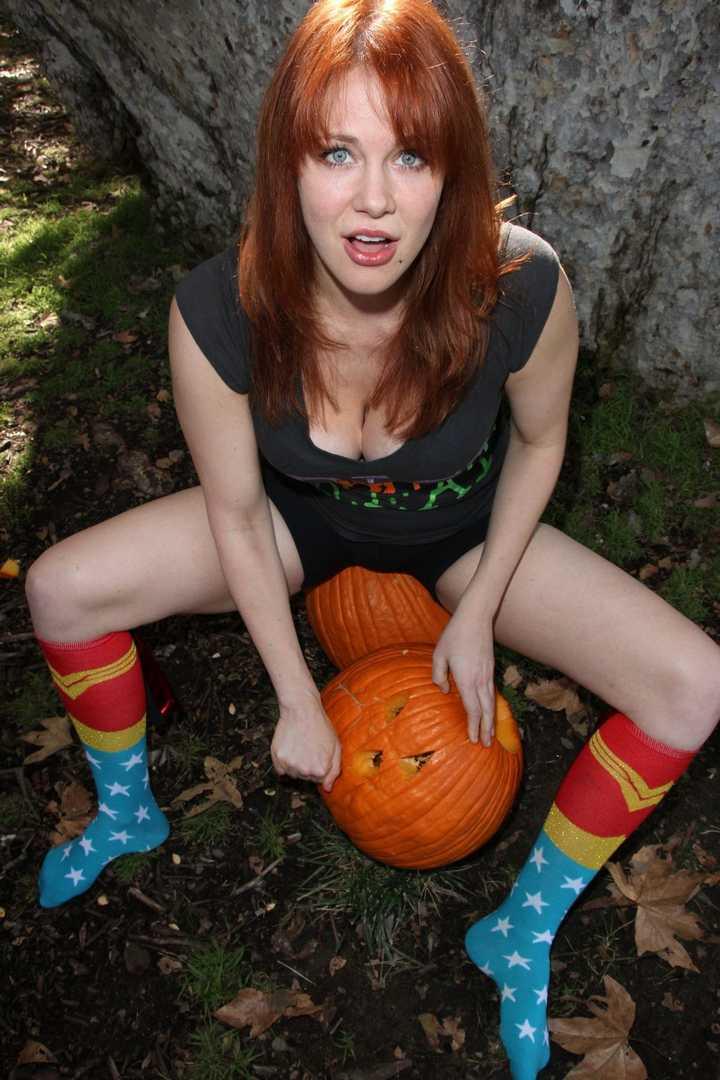 rouquine sexy halloween (102)