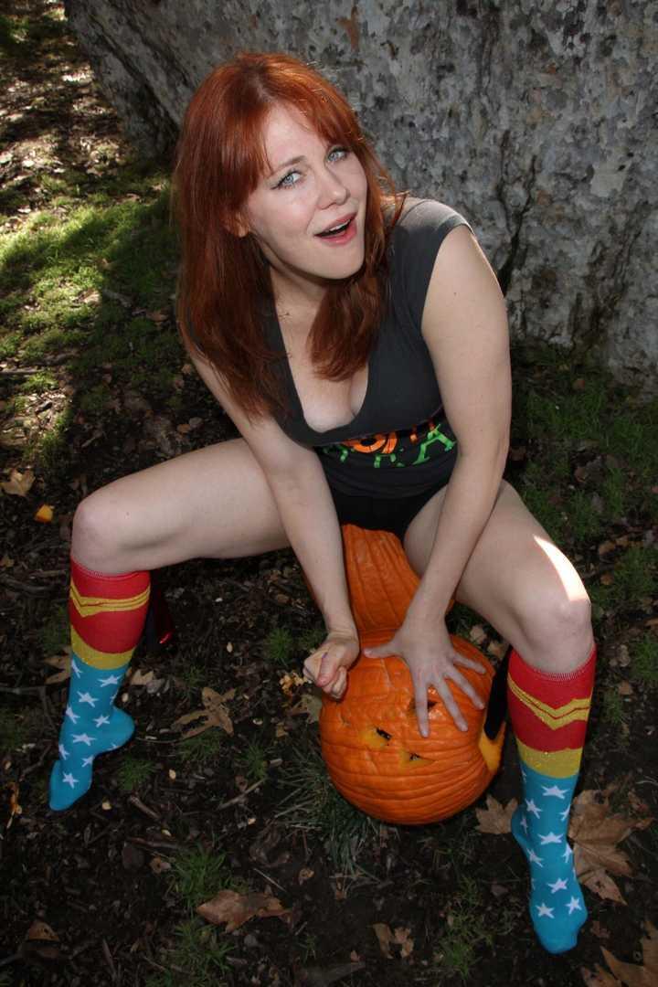 rouquine sexy halloween (103)