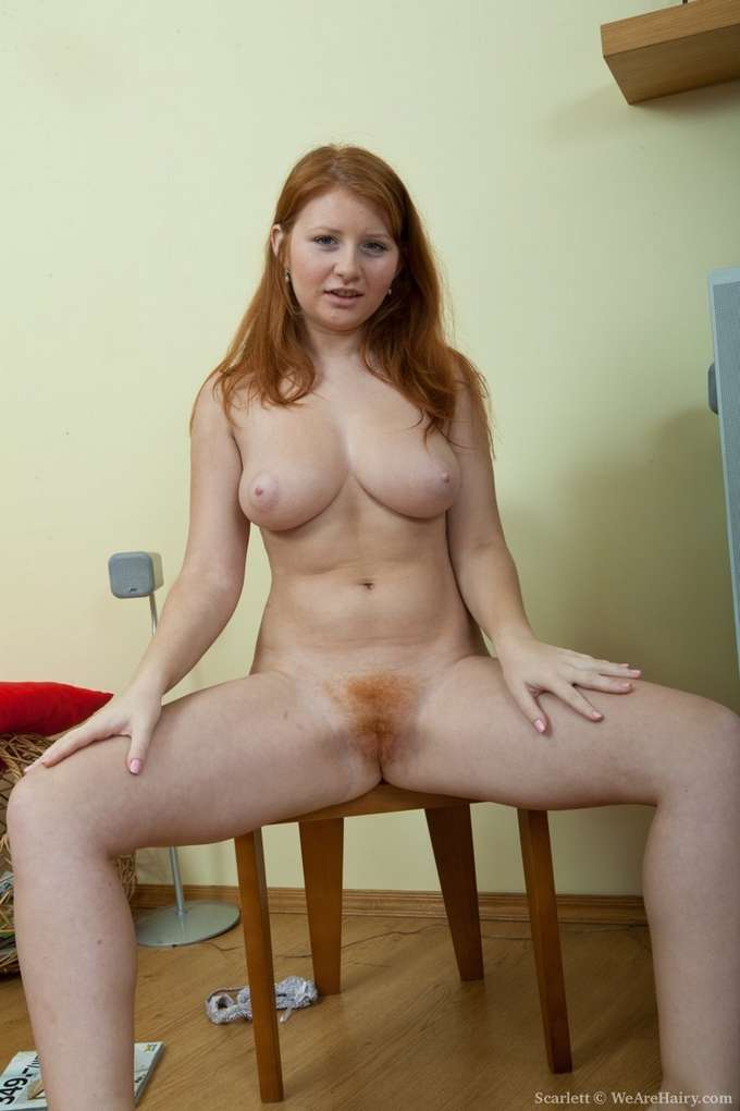 Just Brown red hair nude sexy girls