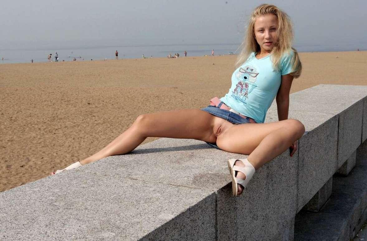 russian girls flashing