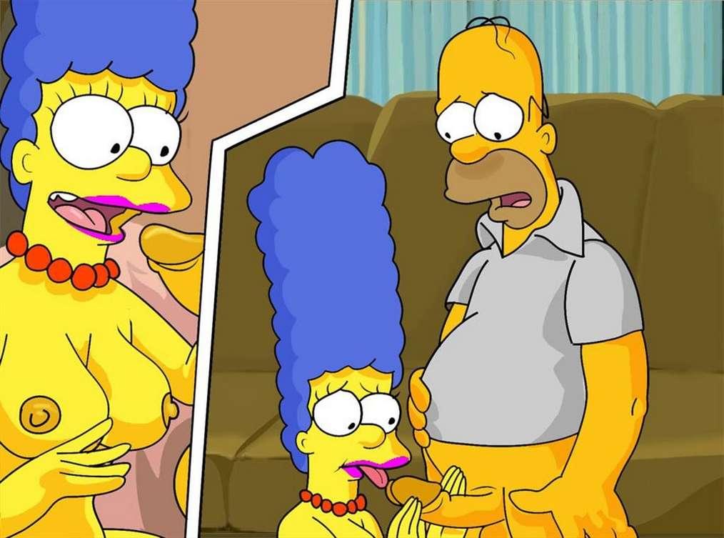 La poitrine de marge!!!!! : Simpson nous montre ses seins