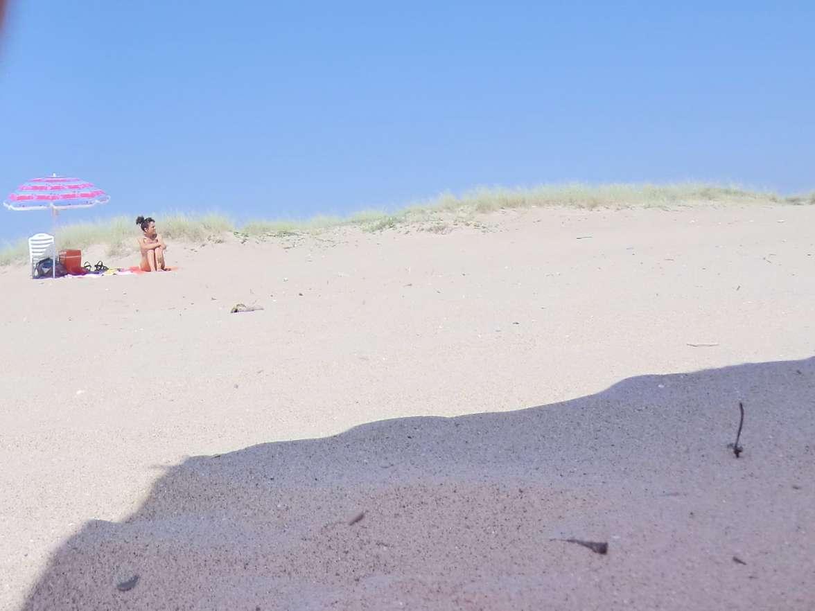 vieille brune plage voyeur (115)