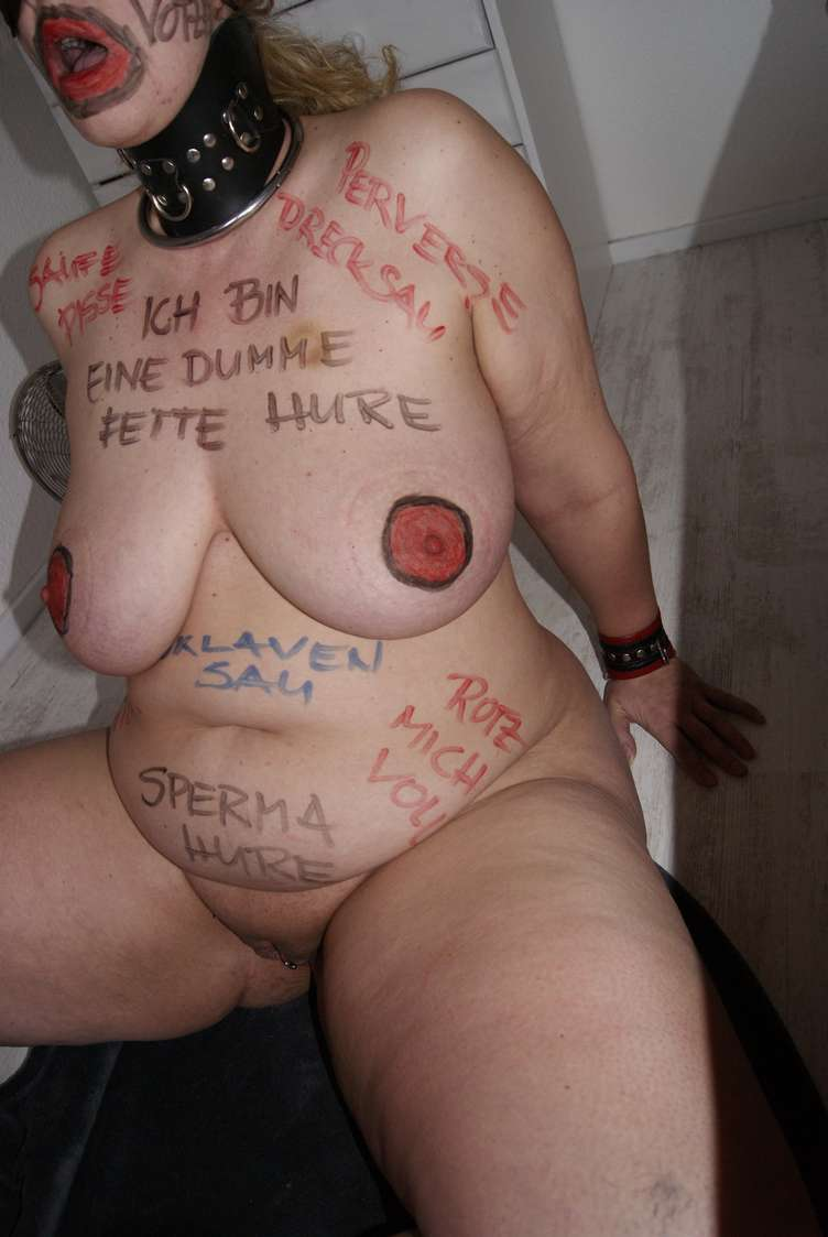 amatrice allemande nue soumise (107)