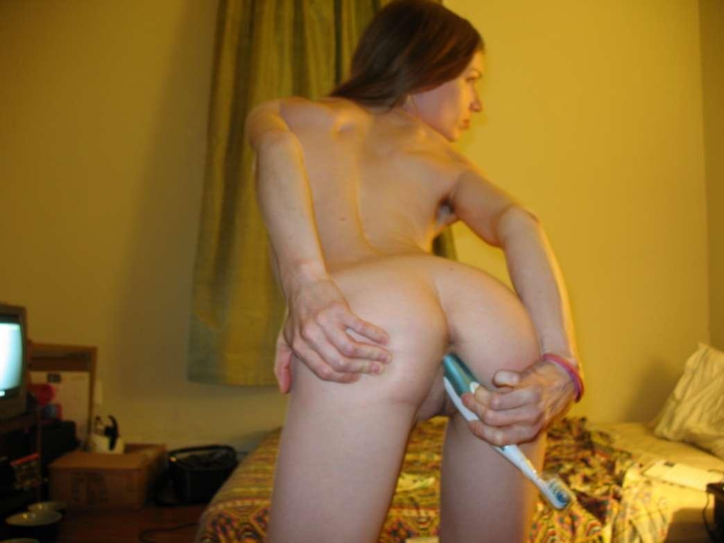 amatrice poilue gode nue (115)