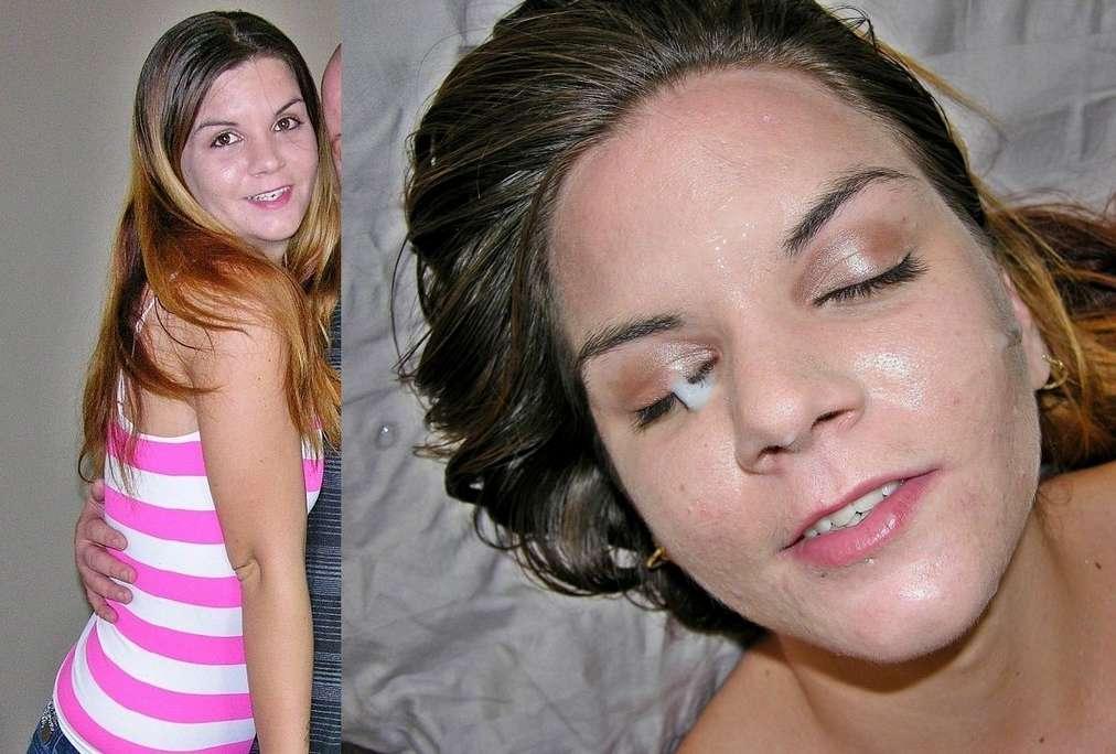avant apres ejac faciale nue (19)