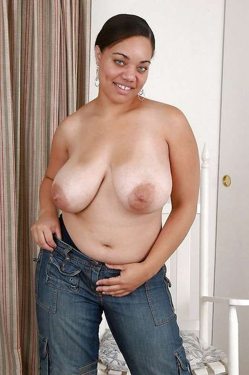 Chubby girl jeans necessary