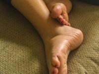 Les pieds sexy d'une amatrice pour les fétichistes !