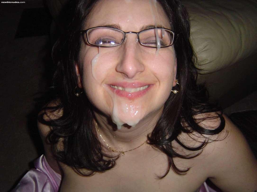 Double facial cumshots mini compilation - 2 1