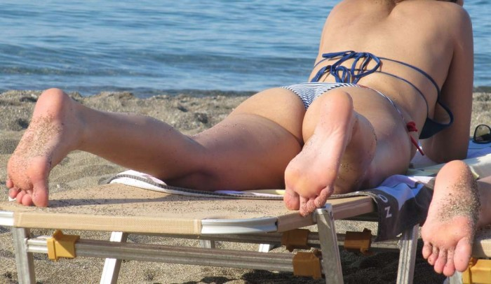 Photos de plage sexe