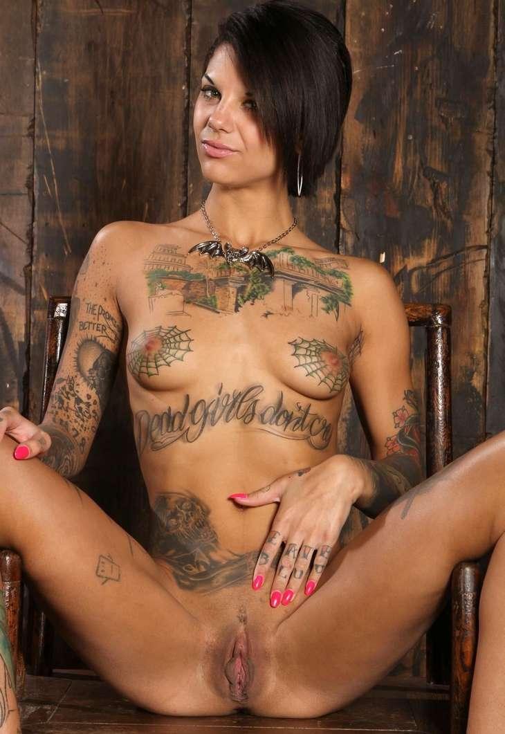 pornstar brune nue (31)