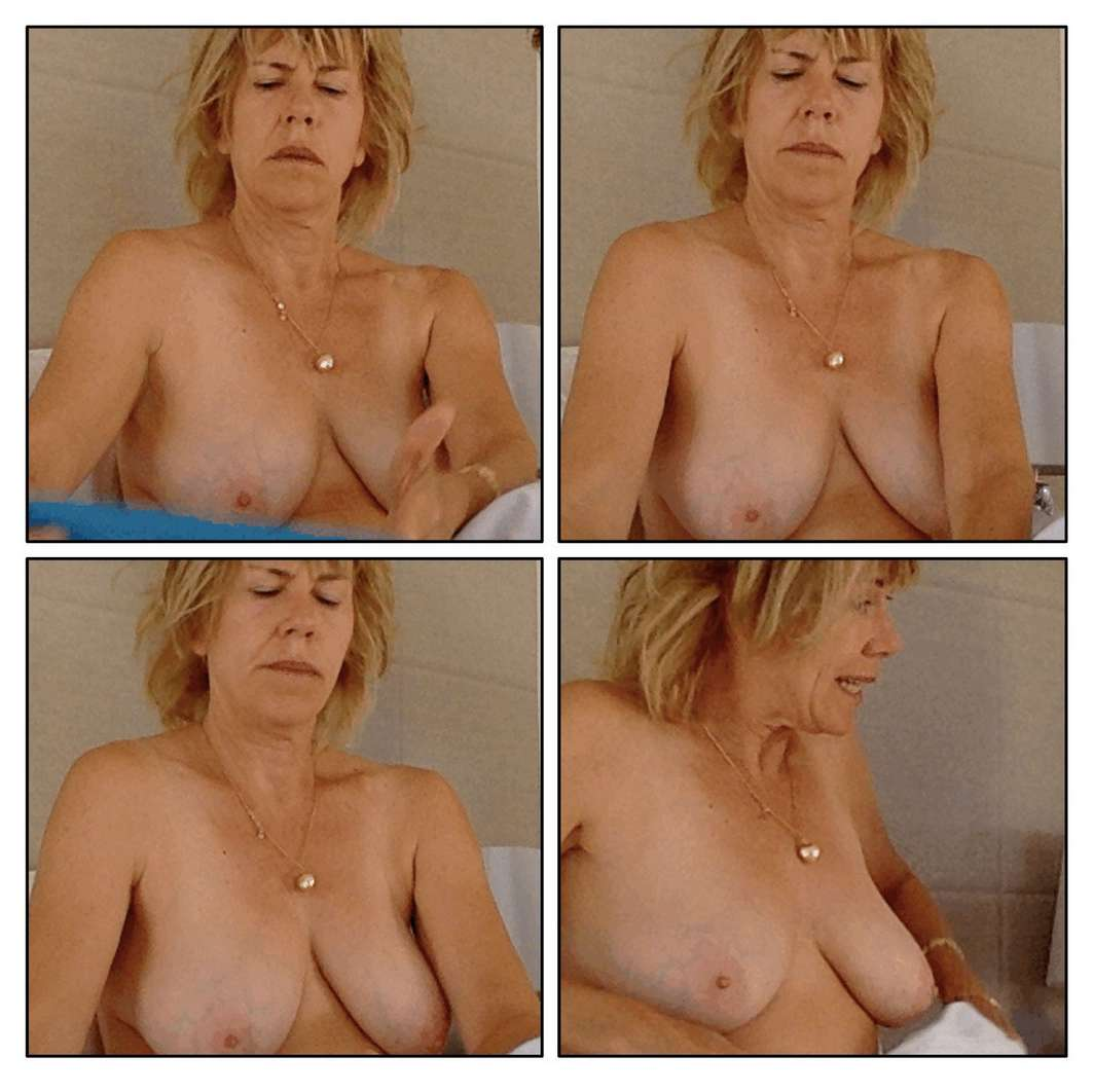 vieille blonde nue (5)