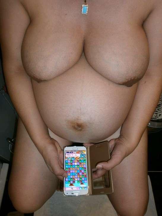 amatrice enseinte nue (118)