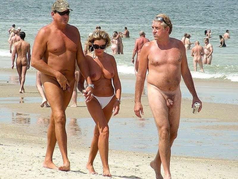 men and women nue