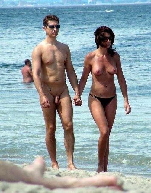 couple nue plage (19)