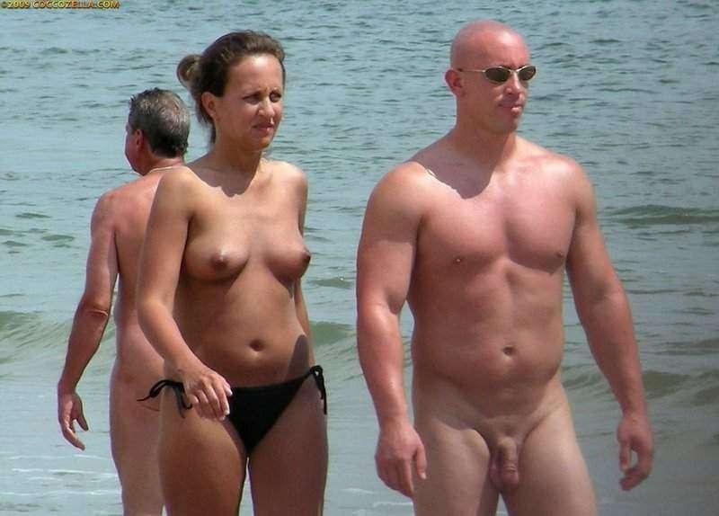 couple nue plage (25)