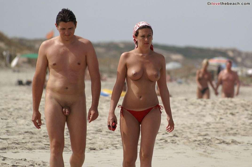couple nue plage (30)
