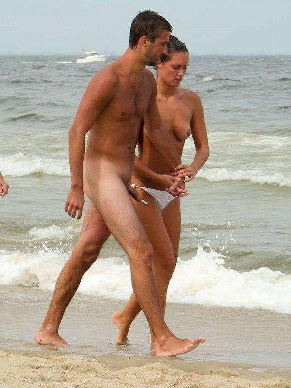 couple nue plage (33)