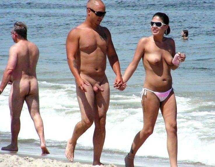 Apologise, nude people in beach hd are absolutely