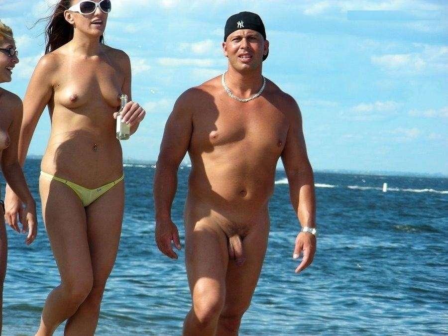 couple nue plage (7)