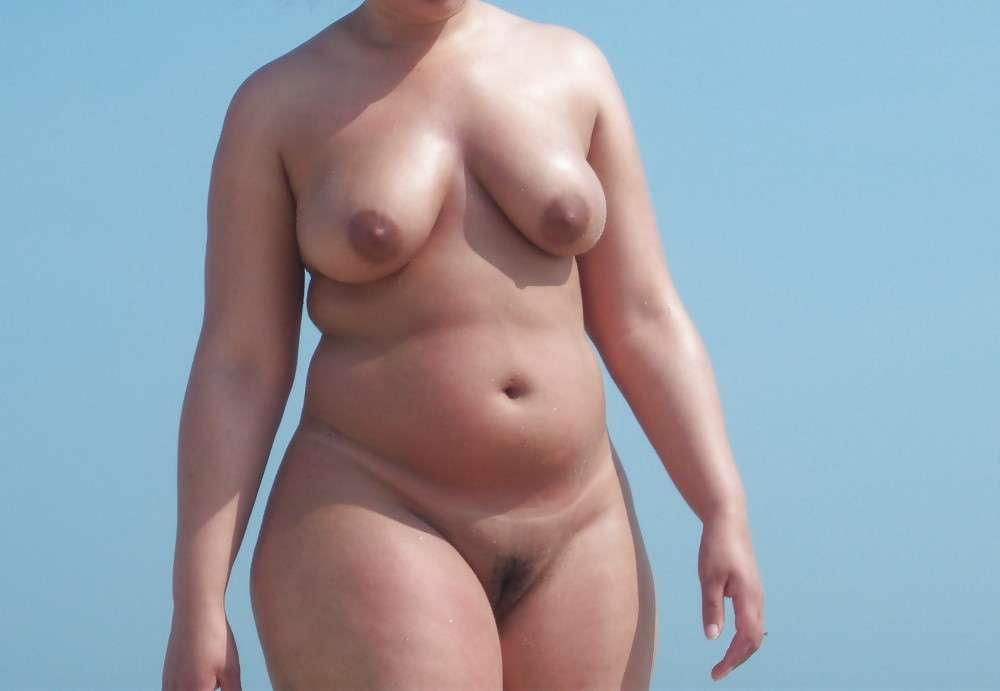 grosse mature nue plage (109)