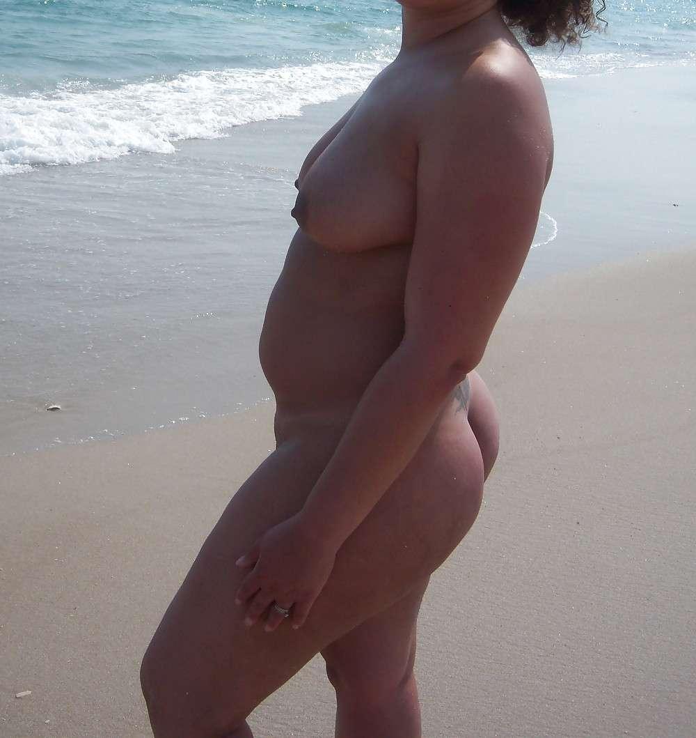 grosse mature nue plage (112)