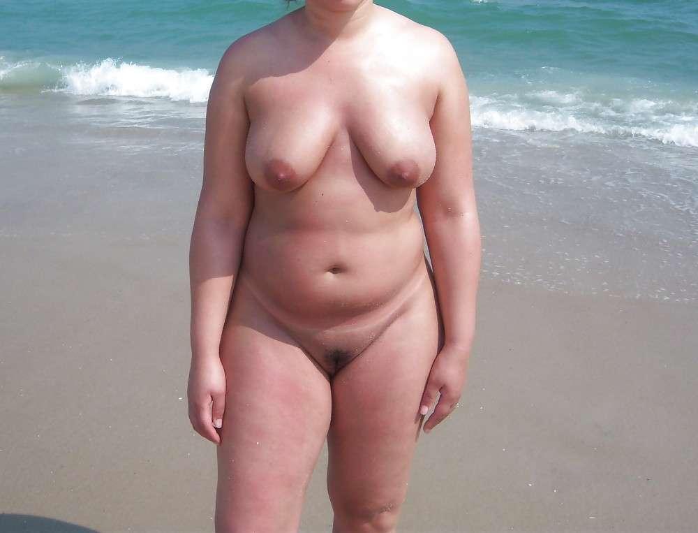 grosse mature nue plage (115)